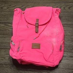 🌵 Pink Victoria Secret Backpack